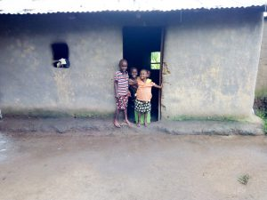 The Water Project:  Ngovilo Children