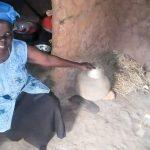 The Water Project: Musango Community, Mushikhulu Spring -  Drinking Water Storage