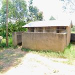 The Water Project: Elufafwa Community School -  Latrines