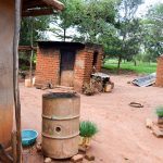 The Water Project: Muluti Community -  Household