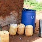 The Water Project: Kithoni Community A -  Water Storage