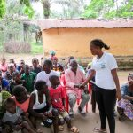 The Water Project: DEC Mathem Primary School -  Community Training