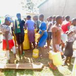 The Water Project: Eshikufu Primary School -  Students Were On Vacation But Still Wanted To Help
