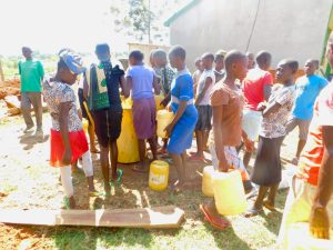 The Water Project:  Students Were On Vacation But Still Wanted To Help