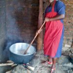 The Water Project: Lwakhupa Mixed Secondary School -  School Cook