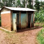 The Water Project: Kegoye Primary School -  Latrine Block