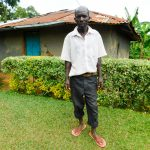 The Water Project: Wajumba Community, Wajumba Spring -  Evans Misigo