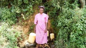 The Water Project:  Rose Kangu