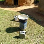 The Water Project: Sambuli Community, Nechesa Spring -  Water Storage