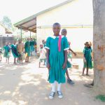 The Water Project: Elufafwa Community School -  Angel