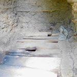 The Water Project: Emukoyani Community, Ombalasi Spring -  Dangerous Wooden Floor