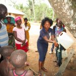The Water Project: Roloko Community -  Handwashing Training