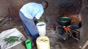 The Water Project:  Inside The Kitchen