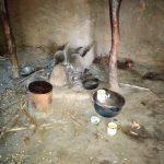 The Water Project: Sambuli Community, Nechesa Spring -  Inside A Kitchen