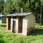 The Water Project: Eshiakhulo Primary School -  Latrines