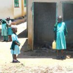 The Water Project: Makunga Primary School -  Latrines