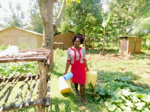 The Water Project:  Rose Aiti