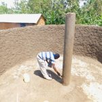 The Water Project: Eshikufu Primary School -  Tank Construction