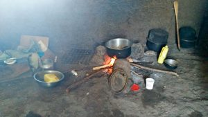 The Water Project:  Inside School Kitchen