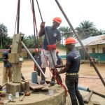 The Water Project: DEC Komrabai Primary School -  Drilling