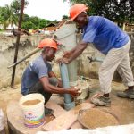 The Water Project: Modia Community, 63 Spur Road -  Drilling