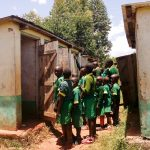 The Water Project: Sikhendu Primary School -  Latrines