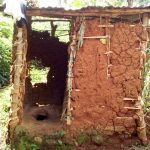 The Water Project: Musango Community, Mwichinga Spring -  Sample Latrine