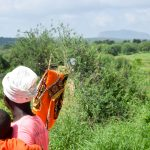 The Water Project: Kithoni Community A -  Clothesline