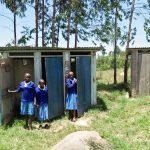 The Water Project: Lwakhupa Primary School -  Overcrowded Latrines
