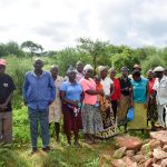 The Water Project: Kithoni Community -  Shg Members