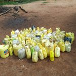 The Water Project: Namakoye Primary School -  Water Containers