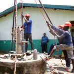 The Water Project: United Brethren Academy Secondary School -  Drilling