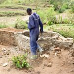 Progress on Well for Mitini Community