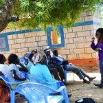 The Water Project: Mitini Community C -  Training