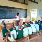 The Water Project: Eshikufu Primary School -  Trainer Jacky