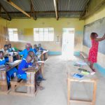 The Water Project: Ikoli Primary School -  Trainer Jacky