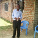 The Water Project: Musango Mixed Secondary School -  Stephen Makokha