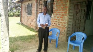 The Water Project:  Stephen Makokha