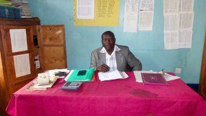 The Water Project:  Mr Richard Wafula
