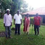 The Water Project: Malava Community, Ndevera Spring -  Community Members
