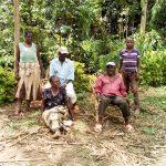 The Water Project: Musango Community, Emufutu Spring -  Community Members