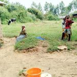 The Water Project: Mukhuyu Community, Kwakhalakayi Spring -  Household