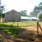 The Water Project: Eshiakhulo Primary School -  Entrance