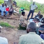 The Water Project: Alimugonza Community B -  Training