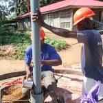 The Water Project: Komrabai Community, 35 Port Loko Road -  Filter Pack