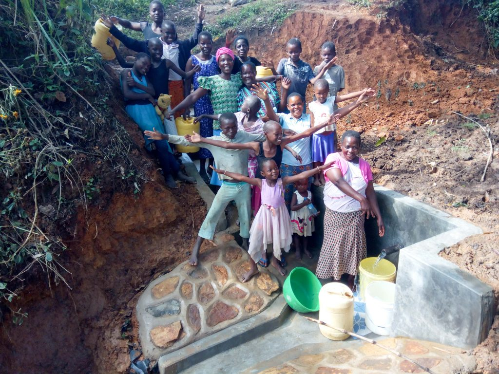 The Water Project : 20-kenya18314-flowing-water