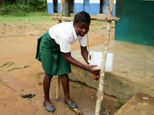 The Water Project:  Haja Kabbah