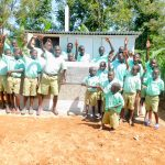 The Water Project: Eshikufu Primary School -  Finished Latrines