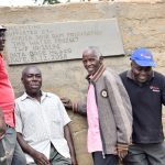 The Water Project: Mitini Community B -  Sand Dam