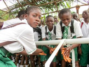 The Water Project:  Handwashing Attachment